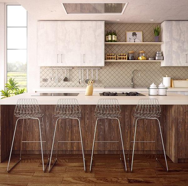 Malé kuchyne a ich výhody