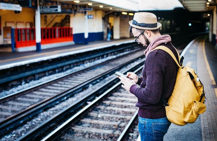 Cestovanie vlakom zadarmo má svoje výhody